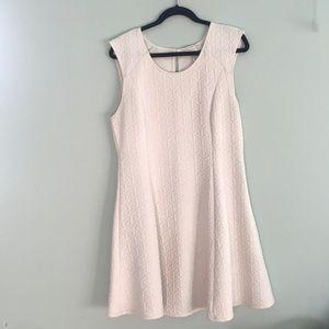 Cute Off-White Dress